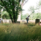 2009 Cemetery mowing & cleaning
